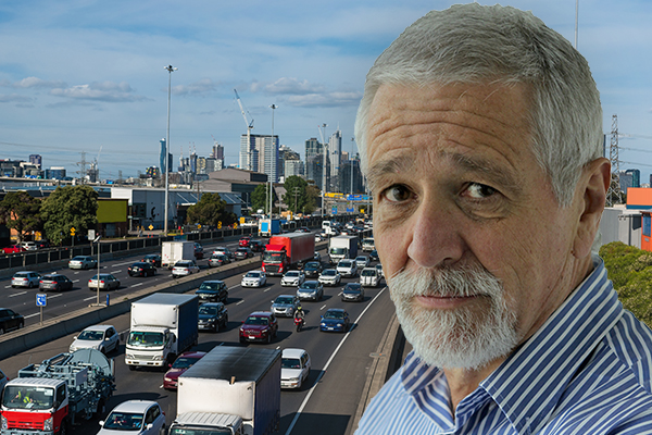 Article image for The 'major problem' on Victorian roads, according to Neil Mitchell