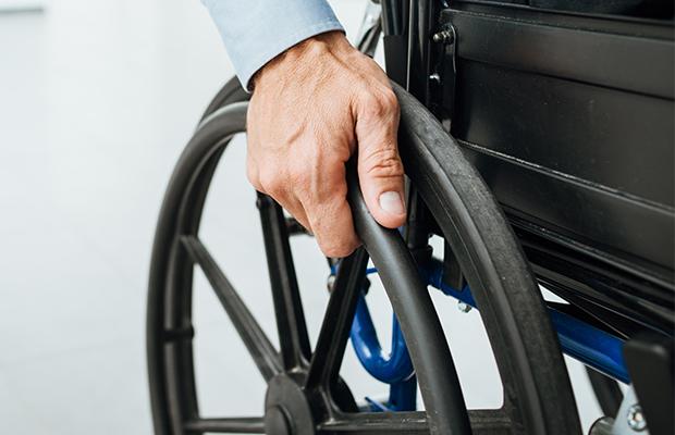 Article image for Heartless thieves mug wheelchair-bound man at Brunswick