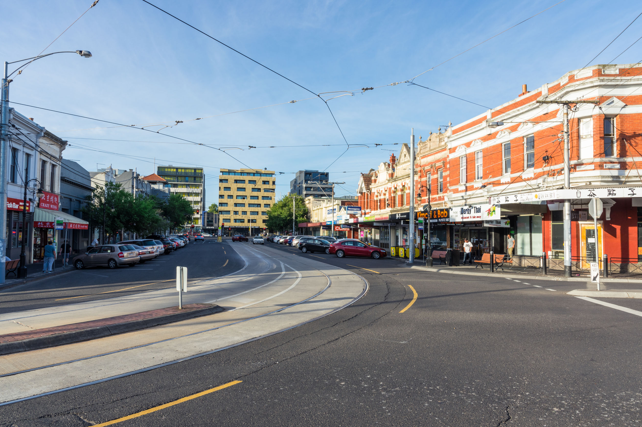 Article image for Back from the dead! Melbourne's shopping strips show signs of life