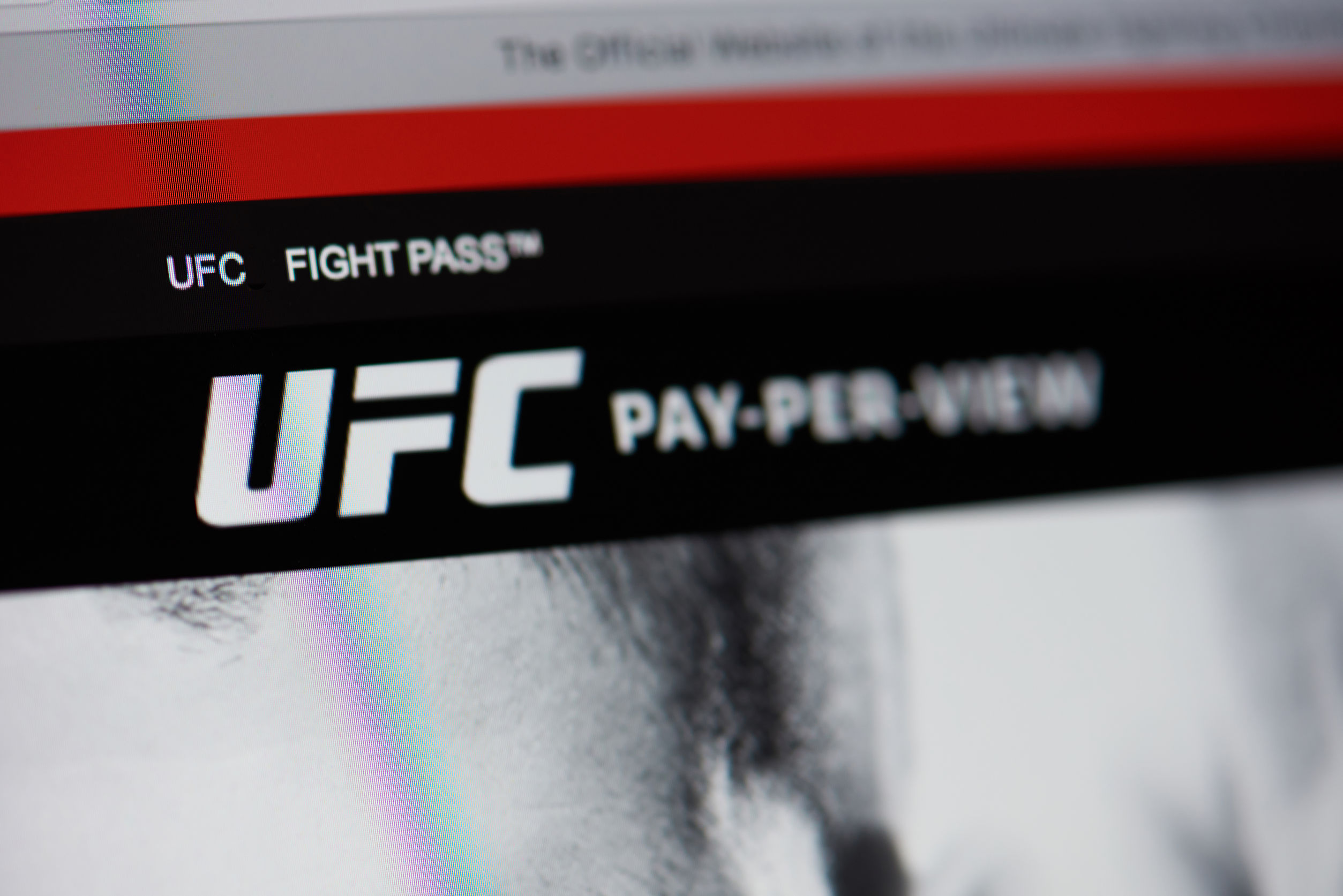 Article image for State Government rules out 'man vs woman' UFC fight