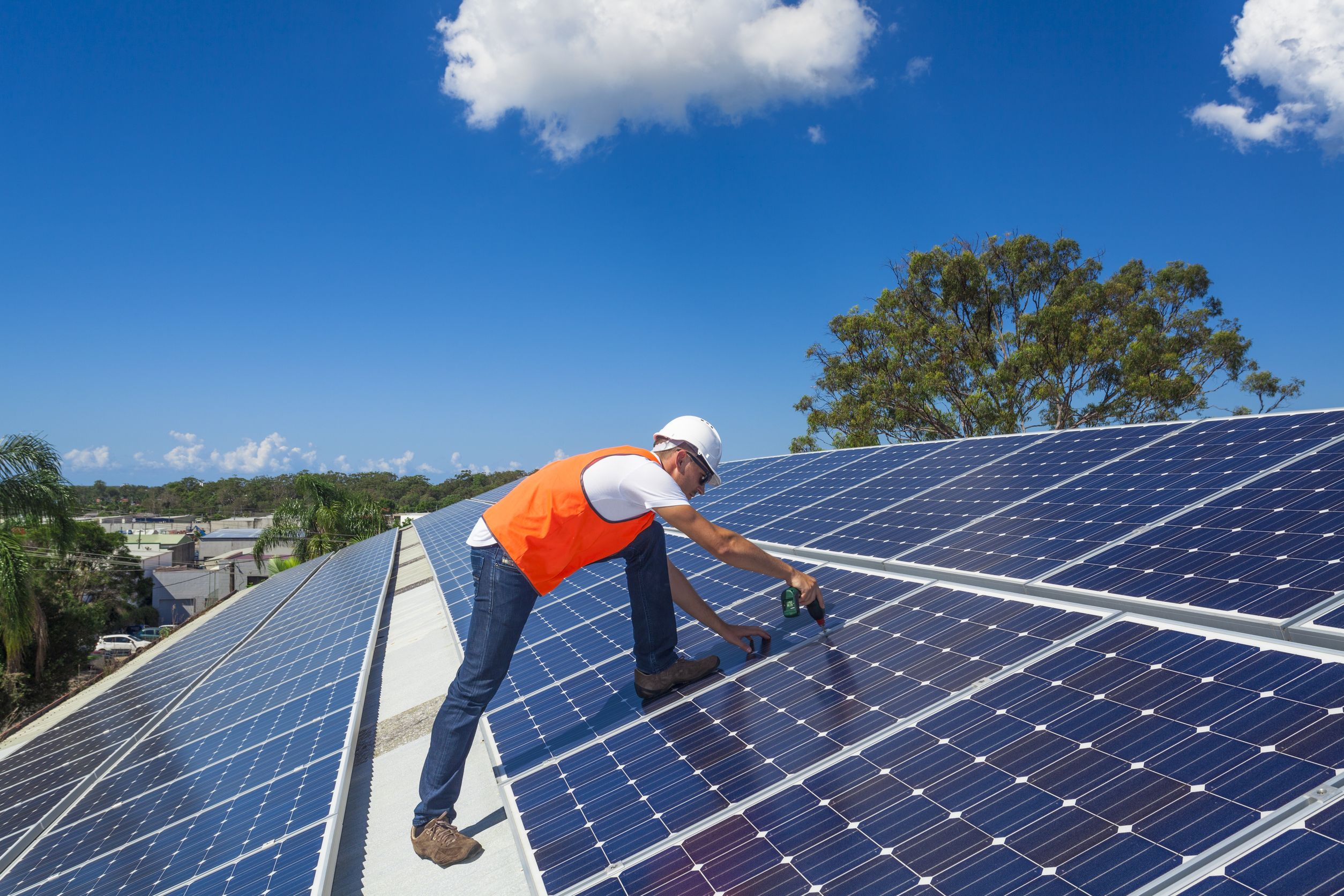 Article image for 'We're talking a total disruption in the solar industry': Neil Mitchell criticises roll out of rebate scheme