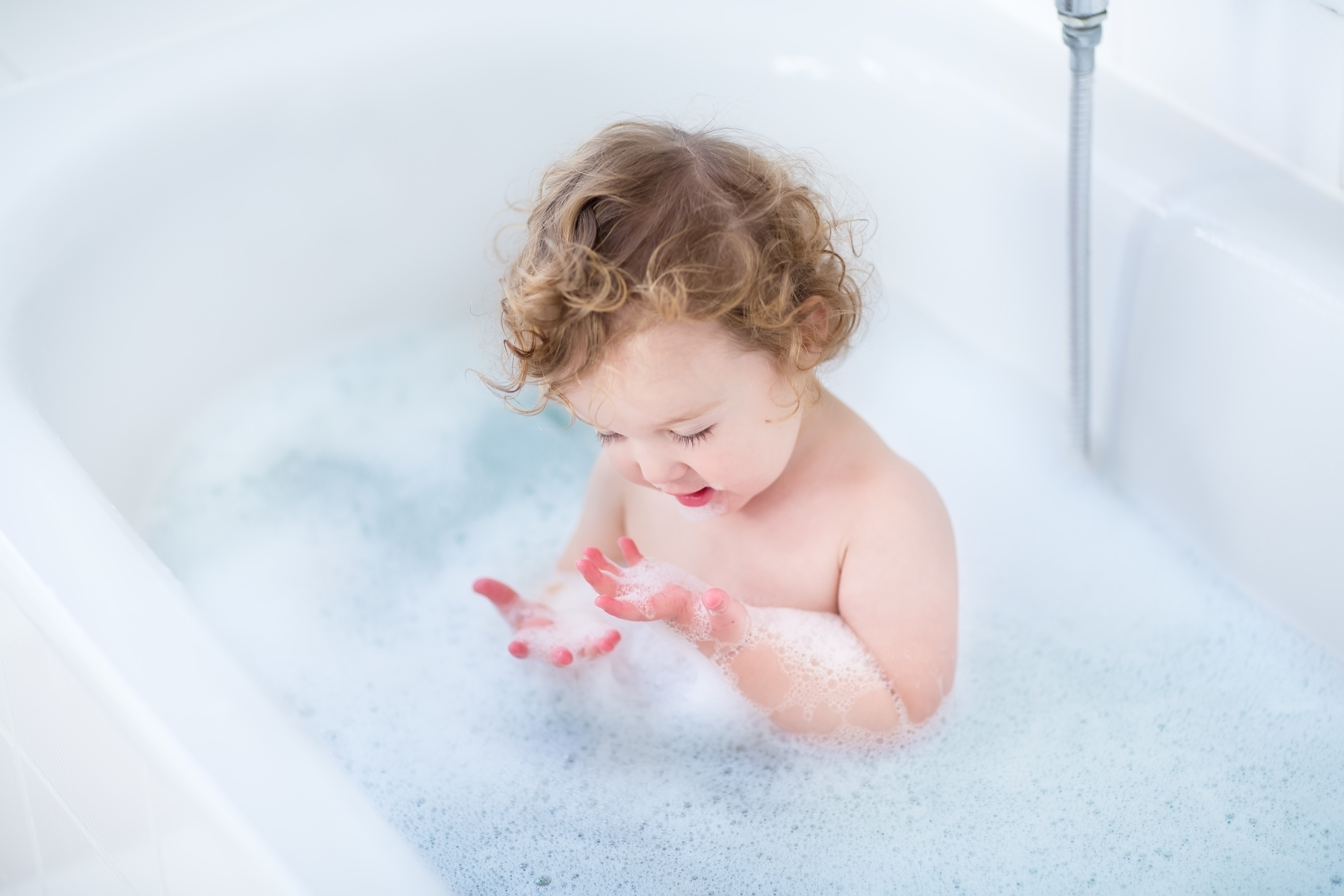 Soap may be causing food allergies in babies