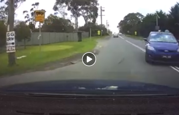 Article image for Dangerous driver sparks frustrating insurance issue