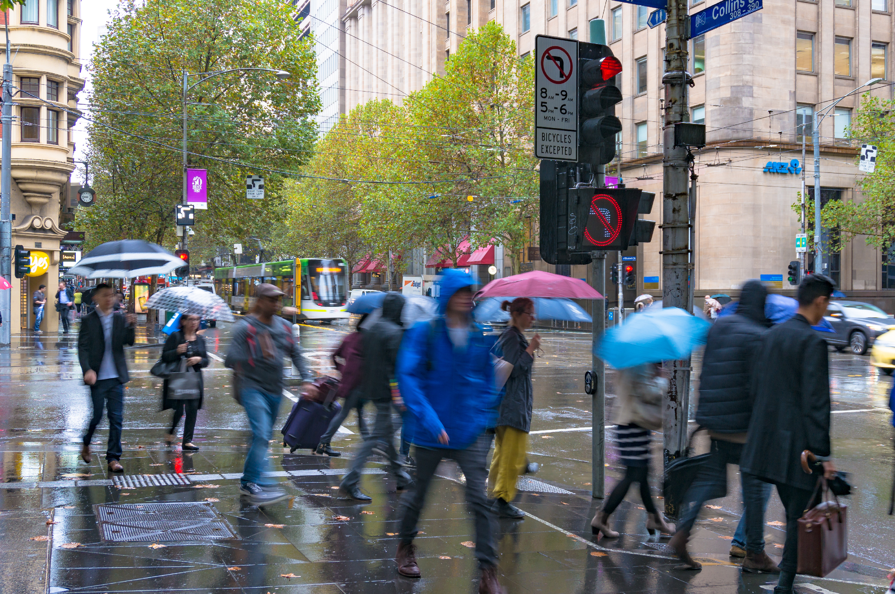 Article image for 'Once a year' damaging winds, thunderstorms, hail and snow to lash Victoria