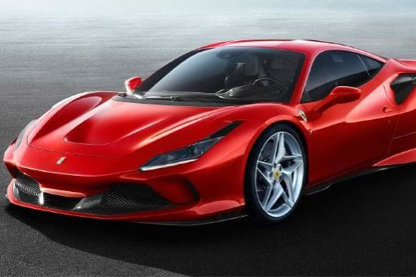 Ferrari launches one of the world's fastest cars