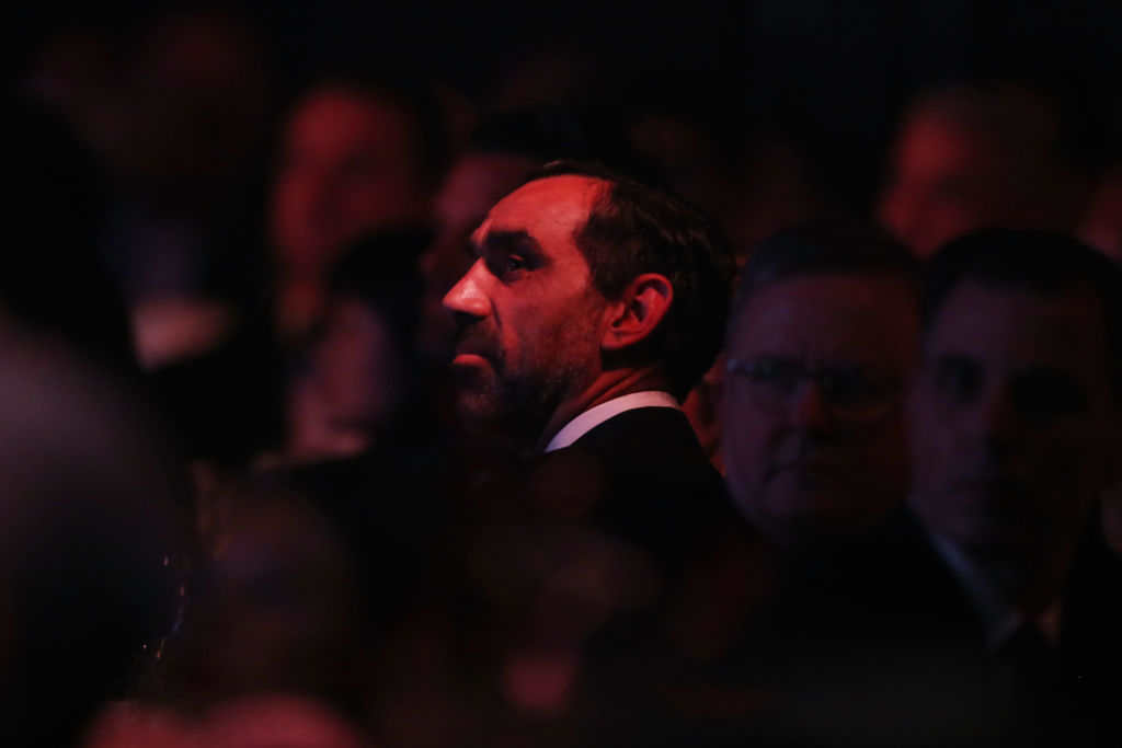 Article image for Adam Goodes has 'no interest whatsoever' in reconnecting with the AFL