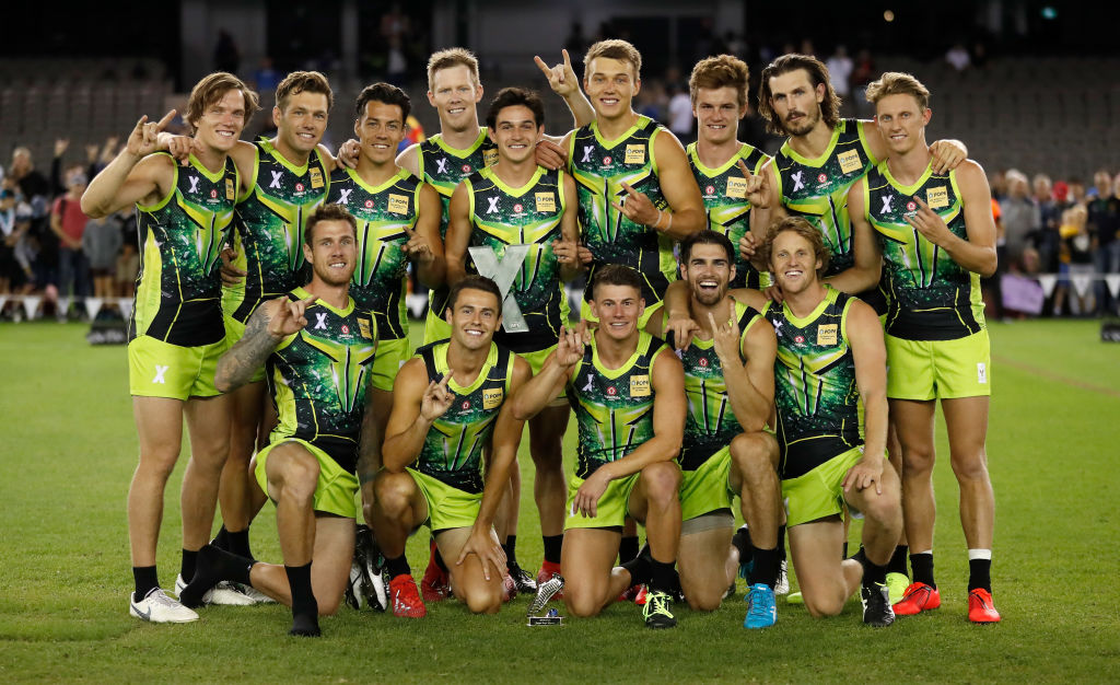 Article image for AFLX in the bin: The unsuccessful format to be scrapped for the 2020 season