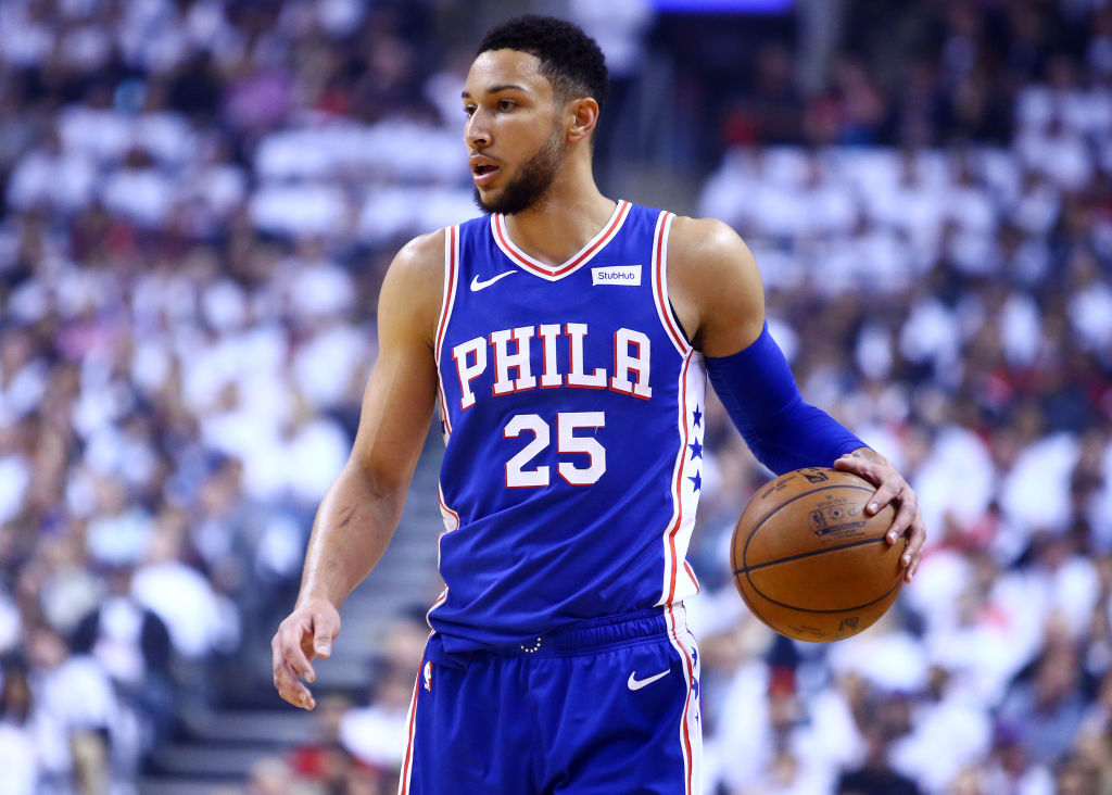Article image for 'Put up or shut up': Neil Mitchell calls for Ben Simmons to stand up if he was racially profiled