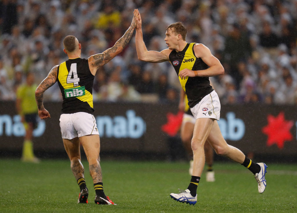 Article image for Richmond star withdrawn ahead of Carlton clash