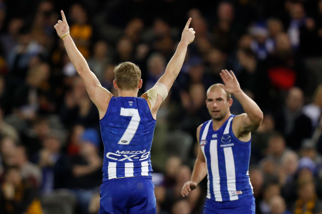 Article image for North revive from a slow start to defeat the Hawks
