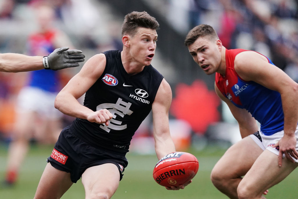 Article image for 'It's been unreal': Rising star favourite Sam Walsh speaks on his debut season