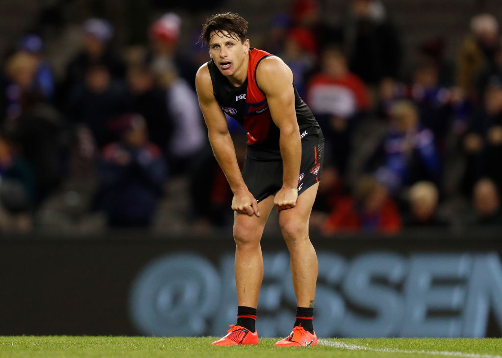 Article image for Bomber calls time on his AFL career