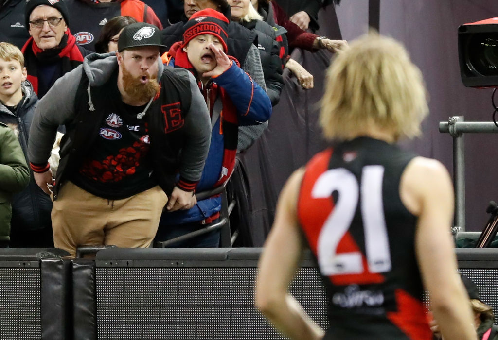 Article image for 'They have to be looking at Worsfold': Robbo says the Bomber's effort was pathetic