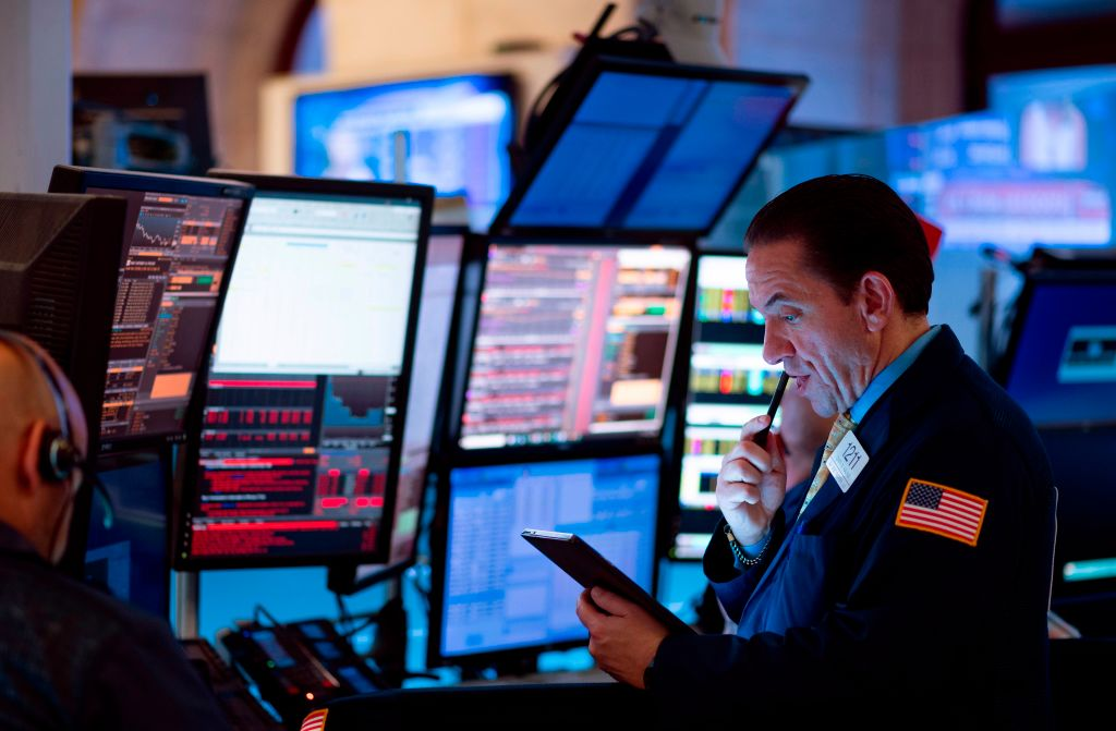 Article image for Recession fears as US sharemarkets plummet