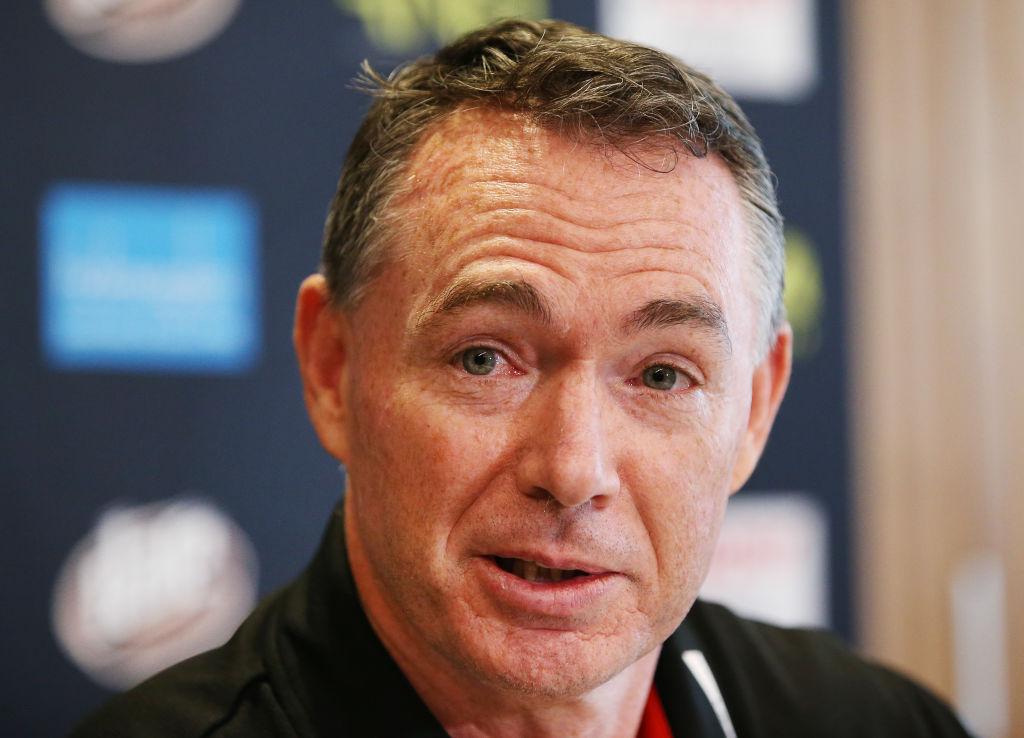 Article image for Former St Kilda coach Alan Richardson joins Melbourne