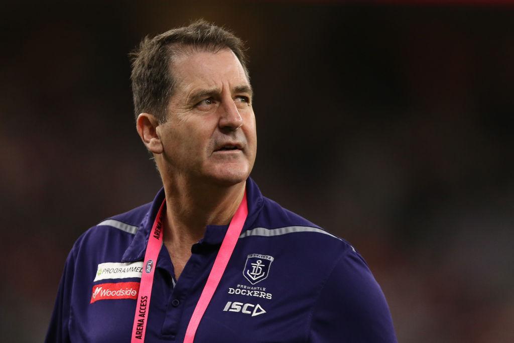 SACKED: Fremantle terminates Ross Lyon's contract