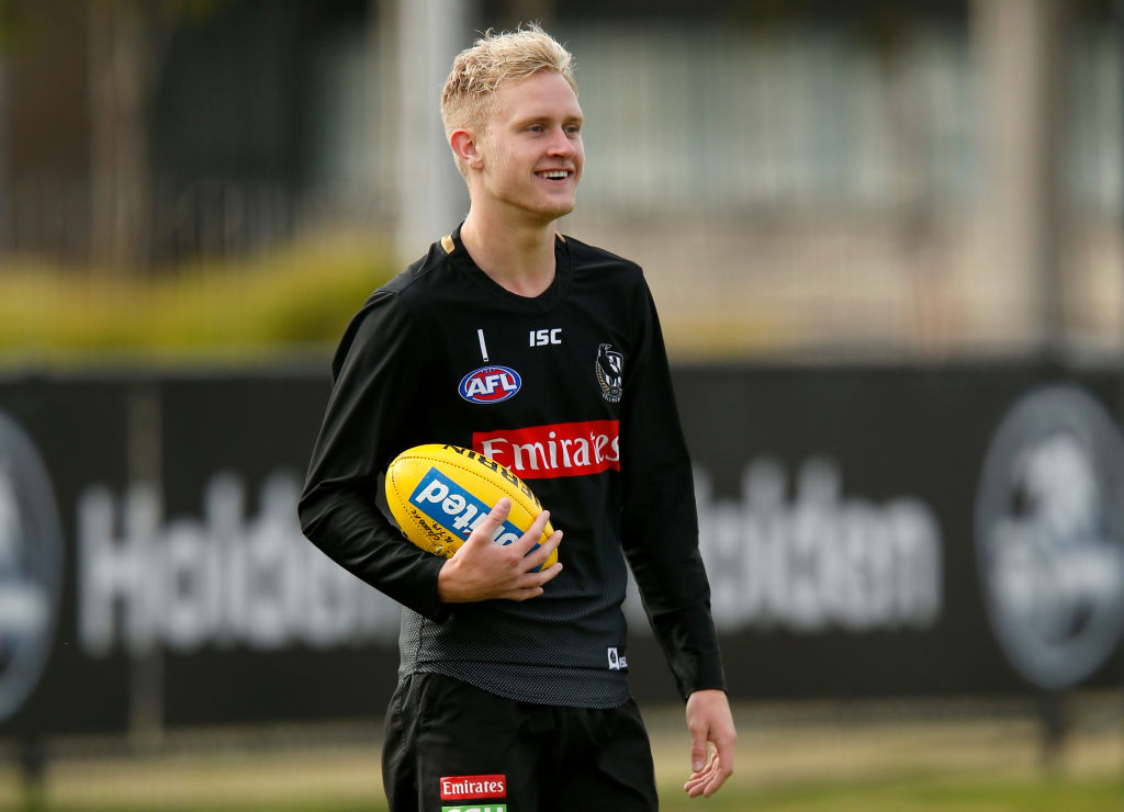 Article image for Jaidyn Stephenson to return to football this week