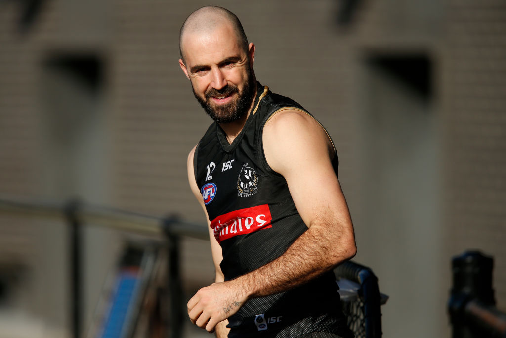 Article image for Steele Sidebottom to have surgery following nasty injury at training