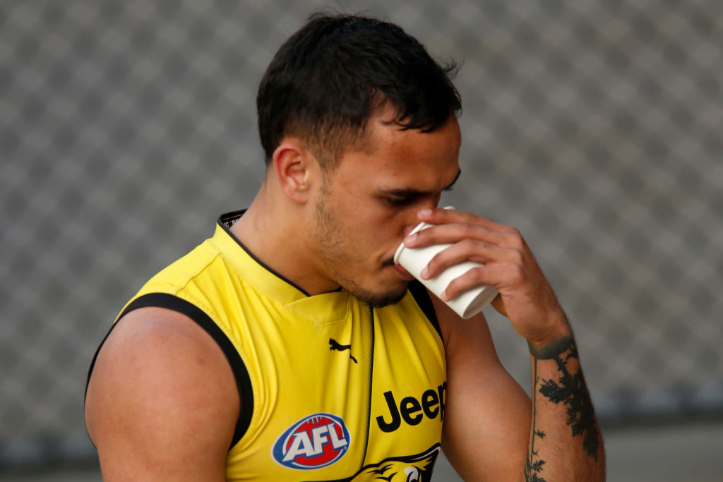 Article image for Richmond springs selection shock ahead of weekend blockbuster
