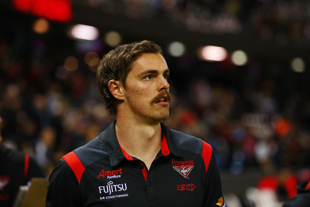 Article image for Essendon Head of Footy acts coy when questioned on Daniher