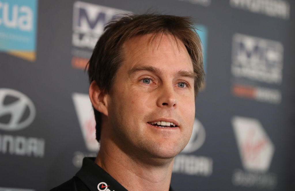 Article image for New Blues coach David Teague explains his plan for Carlton on 3AW!