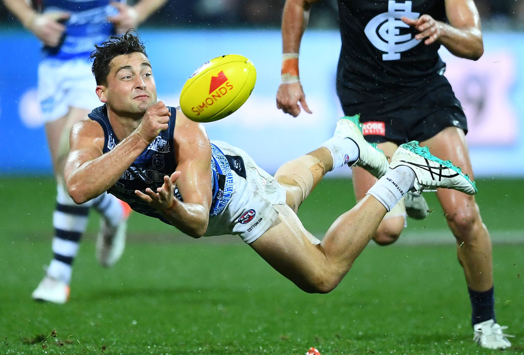 Article image for Geelong dominate and show they are back in form for September