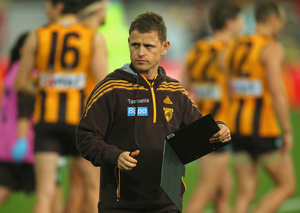 Article image for Brendon Bolton returns to Hawthorn in new role
