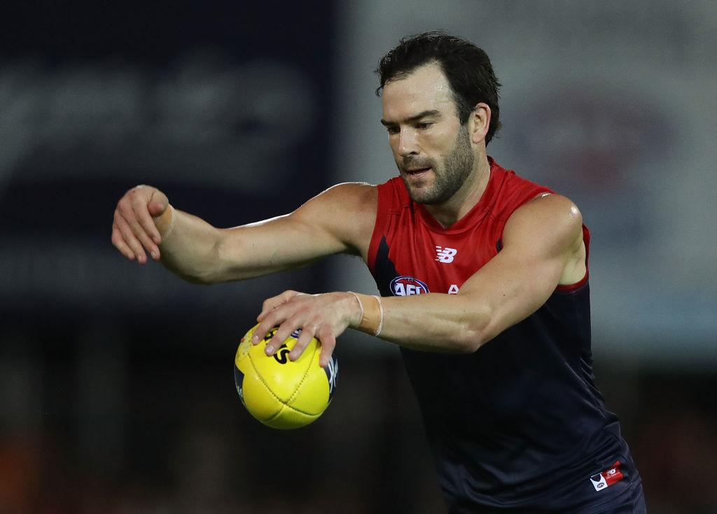 Jordan Lewis has announced his retirement