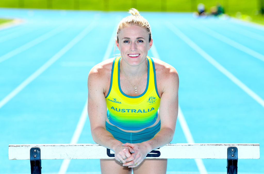 Article image for Australian athletics champion Sally Pearson announces her retirement