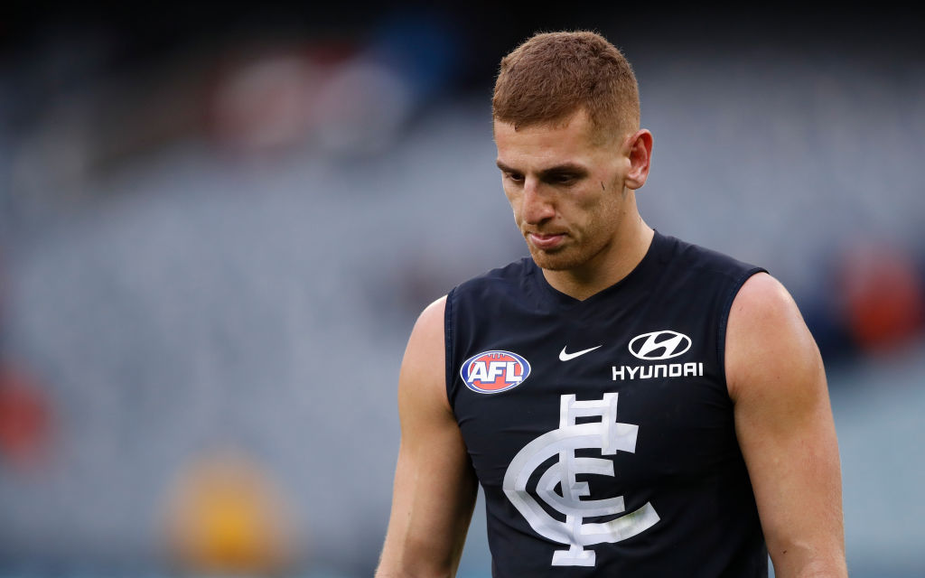 Article image for Liam Jones to miss the rest of the season with throat fracture