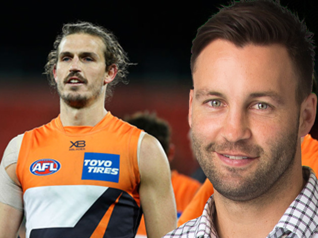 Article image for Giants footy director refusing to blame injuries following shock loss