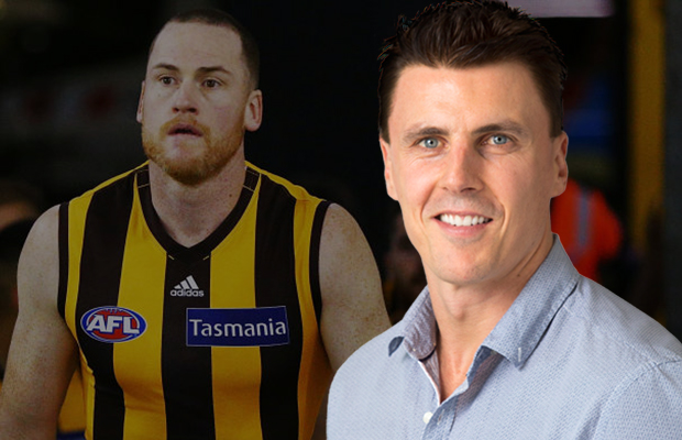 Article image for Matthew Lloyd says Jarryd Roughead must get a farewell game