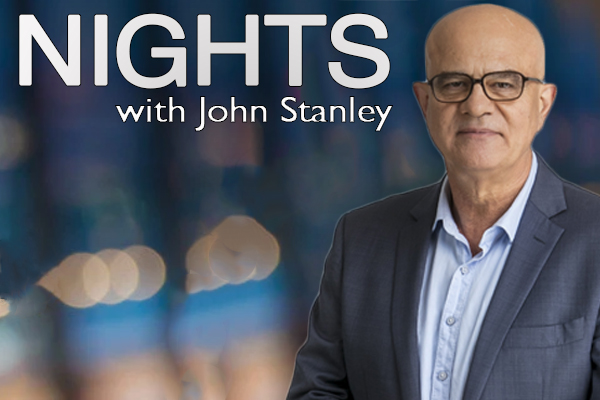 Article image for John Stanley announced as new Nights host