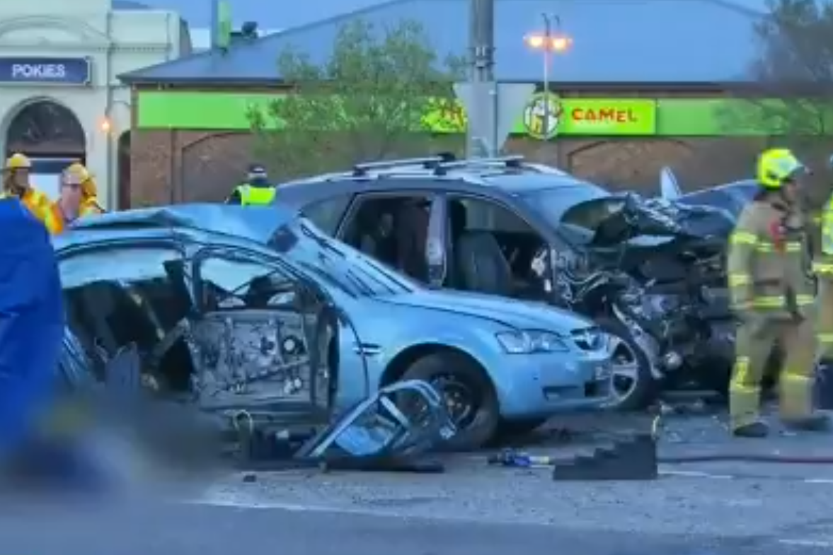 Article image for Two teenagers dead and a third fighting for life after horrific Cranbourne collision