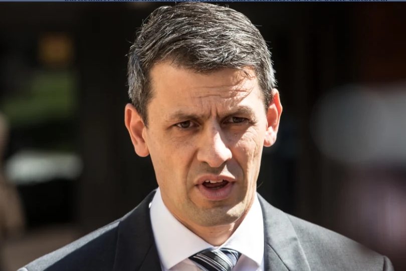Article image for 'I don't think it has been more dangerous than it is today': Police union boss says Victorian cops are under attack