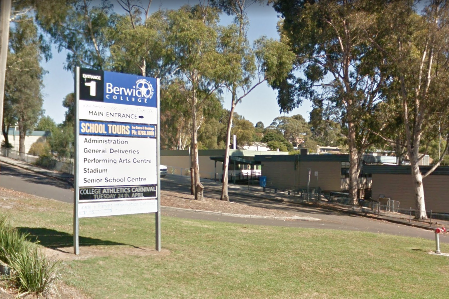 Article image for Fight forces Berwick school into lockdown