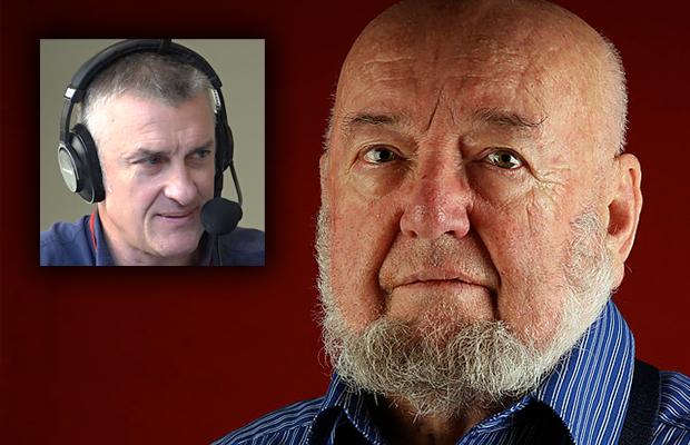 Tom Elliott says famous Australian author 'disgraced himself' with shocking comparison
