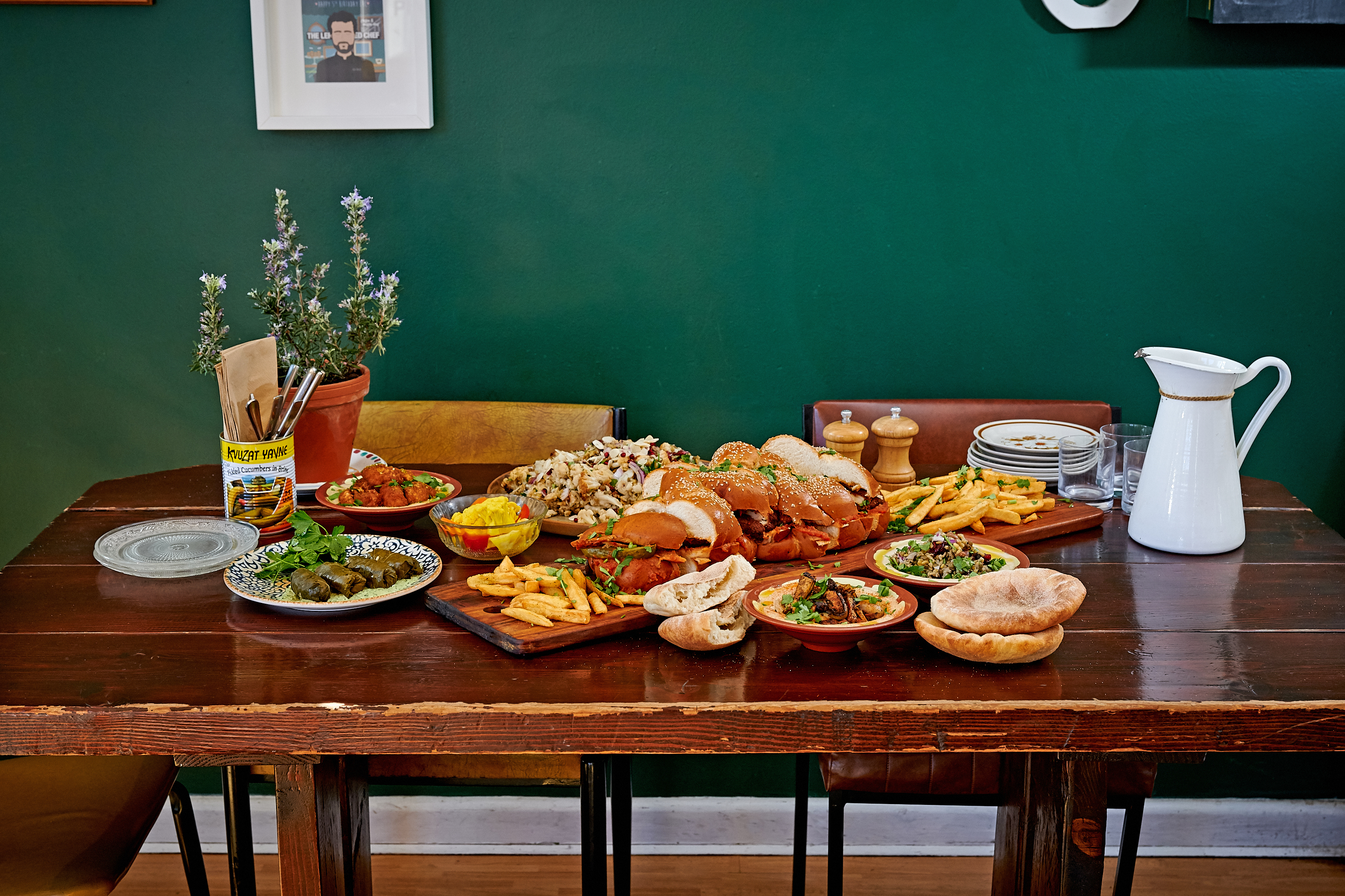 This Week in Food: Two boozy five course feasts + dishes for Dad this Father's Day