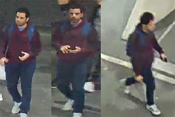 Article image for Police hunt man after sexual assault at Melbourne library