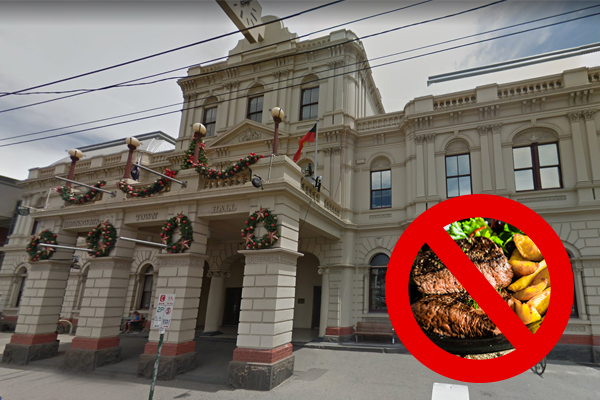 Article image for 'This is just ridiculous, it's pathetic': Councillor slams Moreland Council after meat ban