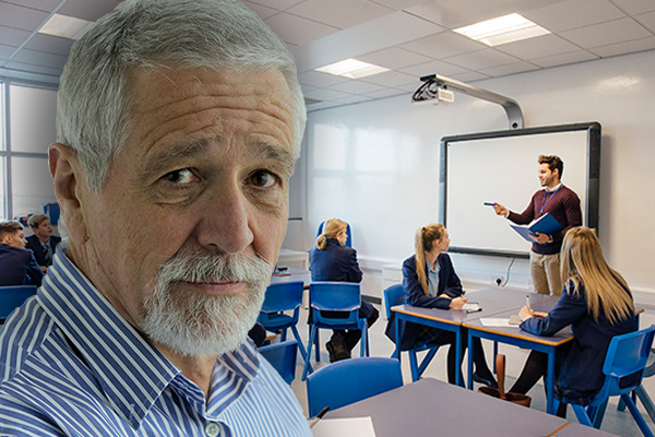 Article image for 'The kids are going backwards': Neil Mitchell says the Australian education system is failing