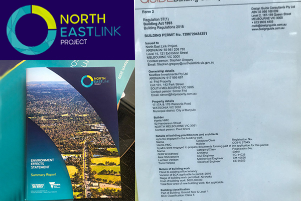 Article image for North East Link hub closed for $620,000 renovation while public consultation on the project is underway