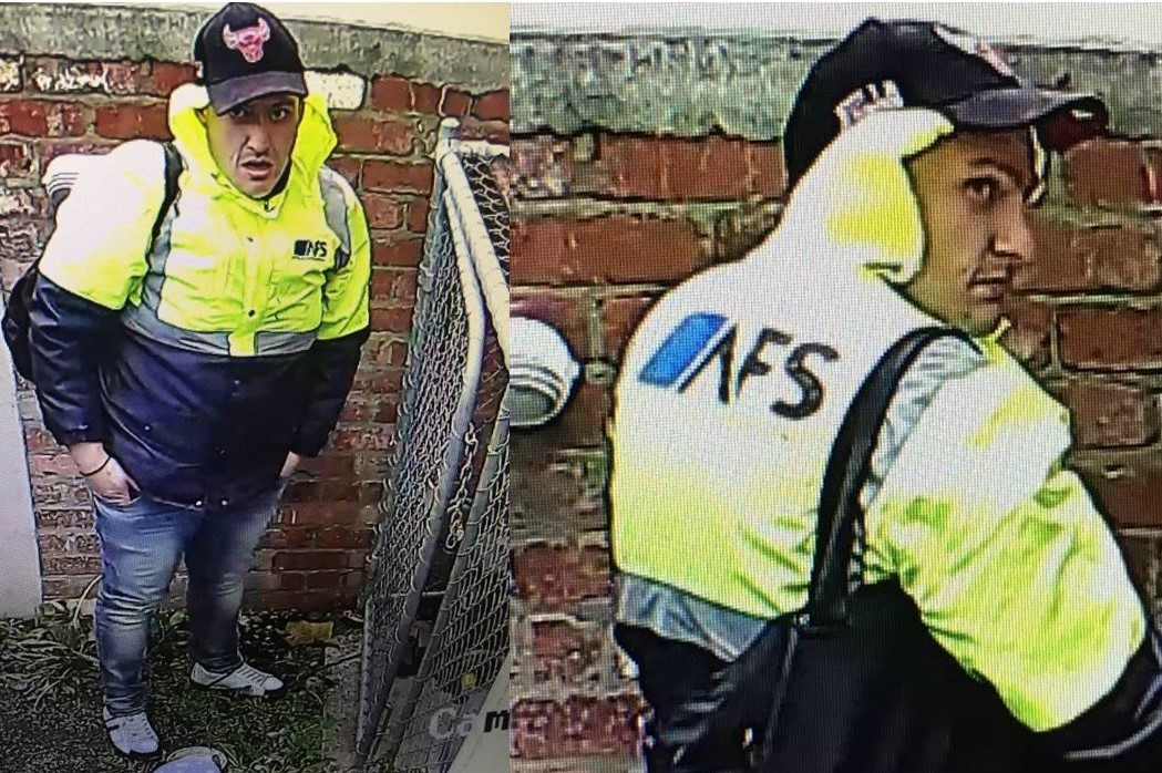 Article image for Police hunt thieves who stole hundreds of bottles of wine and left two packs of nappies in return