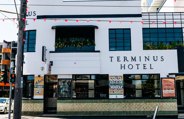 Article image for Pub Of The Week: Tony Leonard reviews the Terminus Hotel, Abbotsford