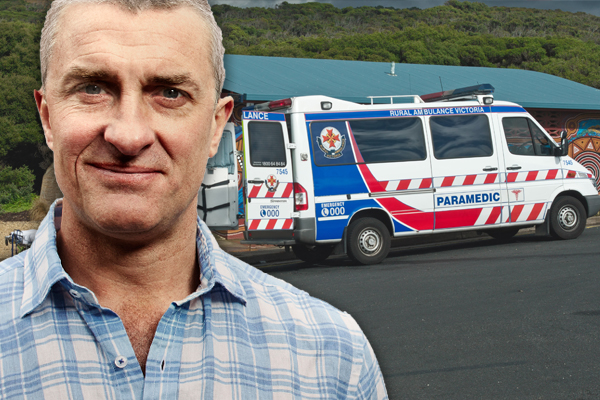 Article image for 'Take responsibility for your own life': Tom Elliott says mental illness isn't an excuse for bashing paramedics