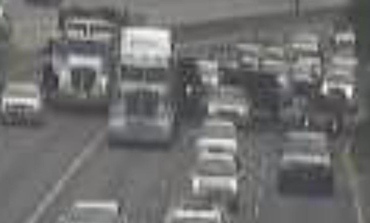 Article image for Peak hour chaos: Lanes closed on Monash Freeway and Pound Road