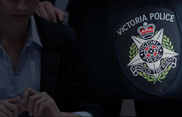 Article image for SLY | The creepy cops behind Victoria Police's sexual harassment problem