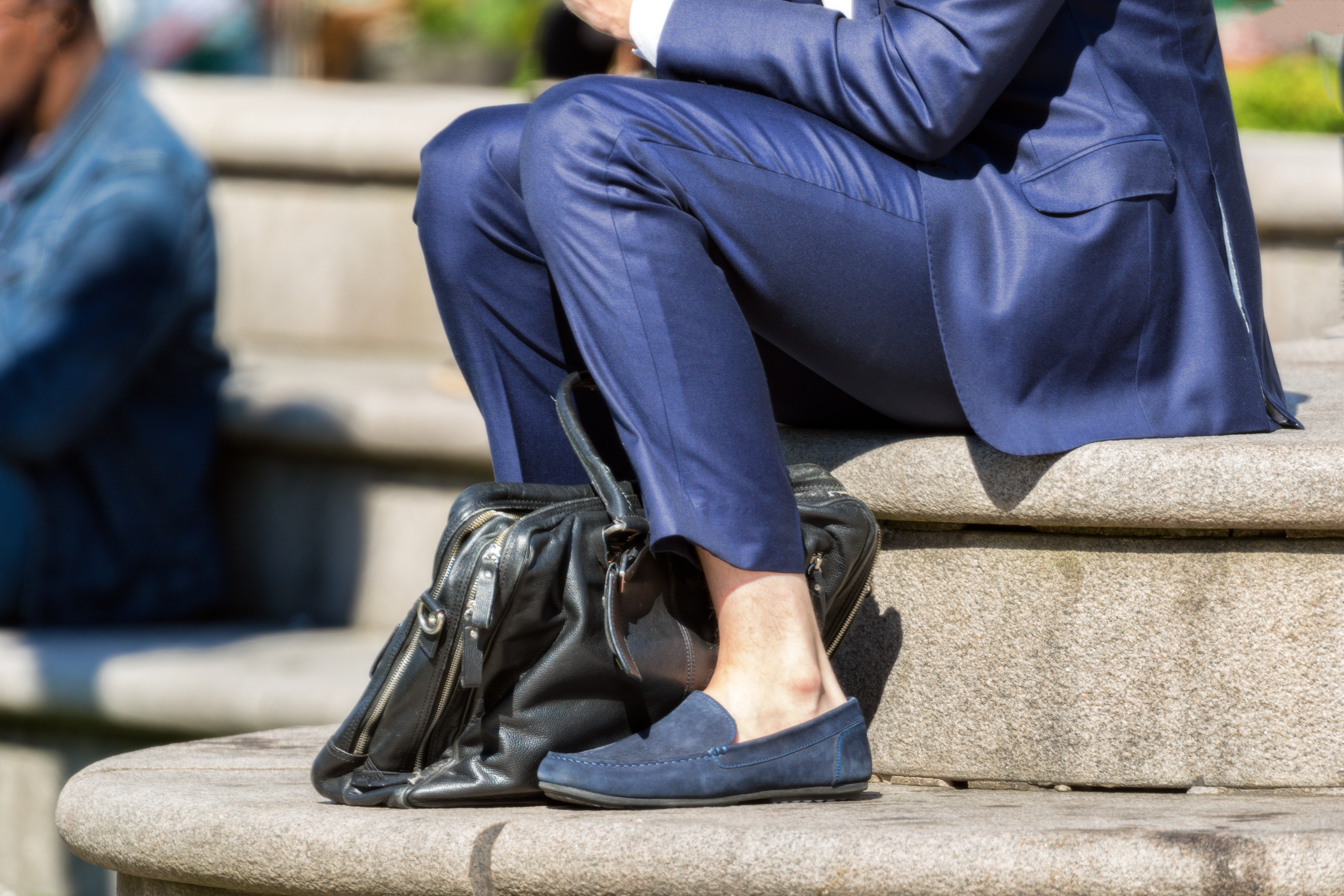 The fashion trend Tom Elliott says doesn't belong in the workplace