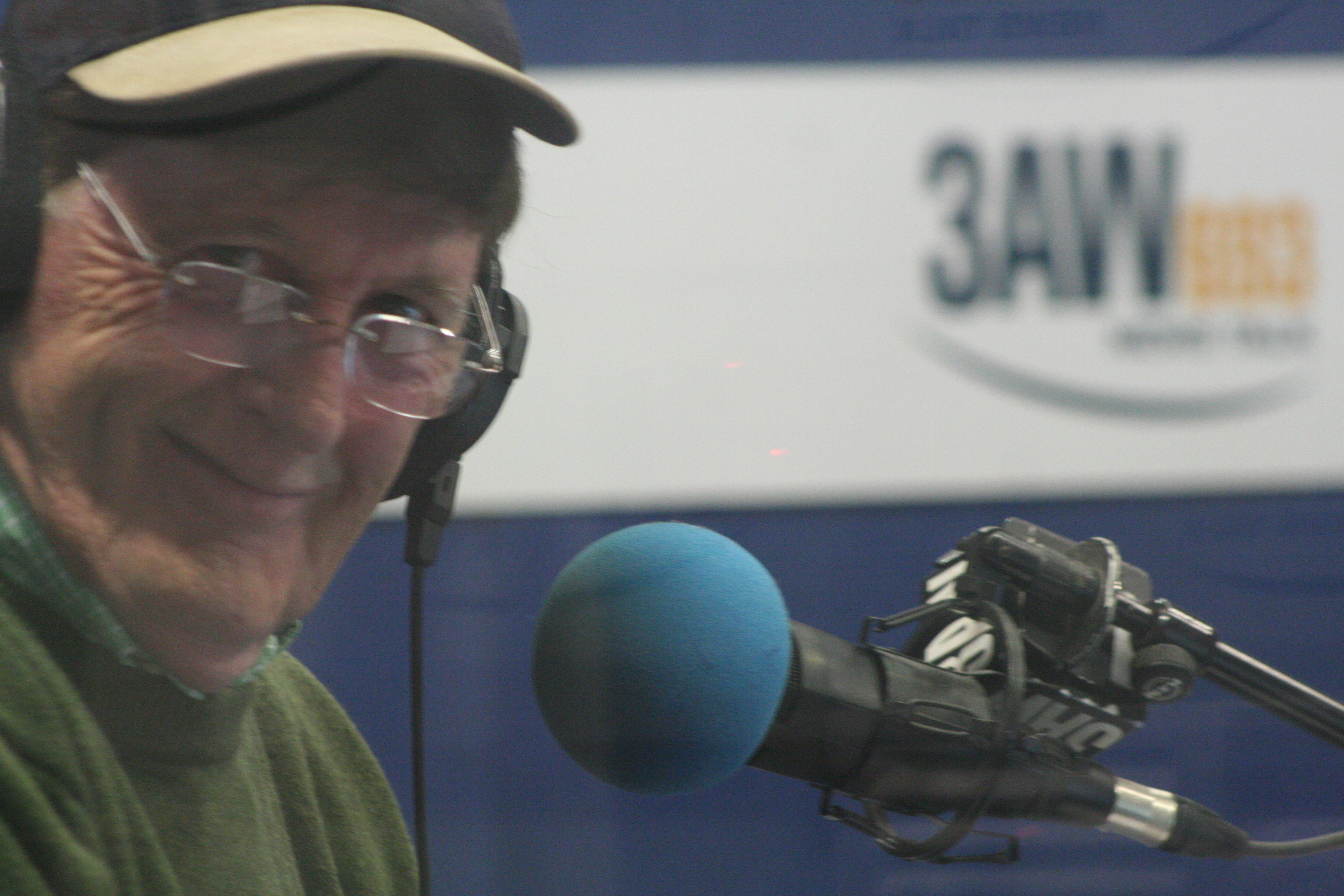 Article image for 3AW remembers Paul Cronin