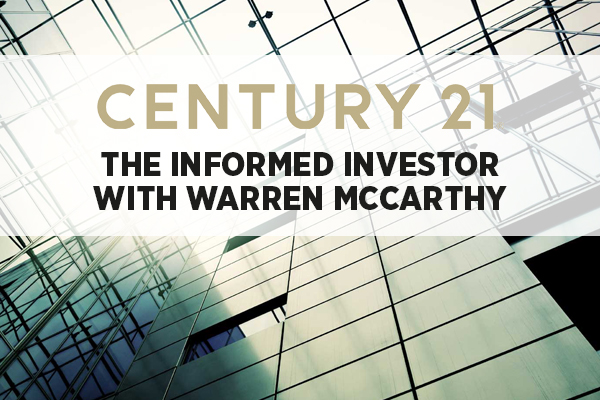 Informed Investor with Warren McCarthy, 2 November